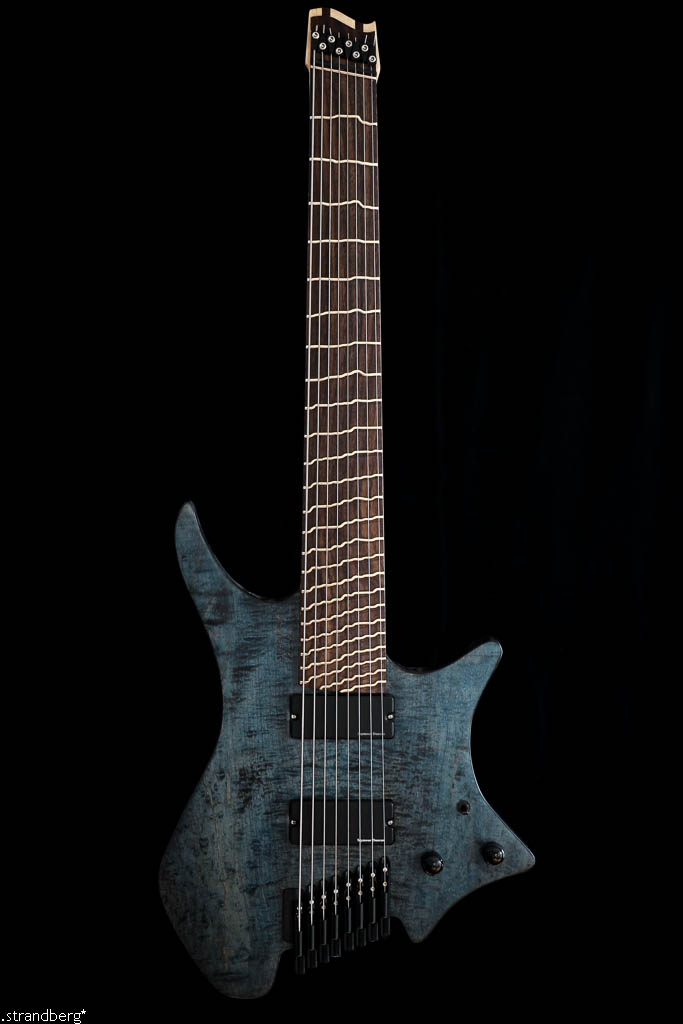 8 String Guitar >> 8-String True Temperament(tm) Prototype | Strandberg Guitarworks